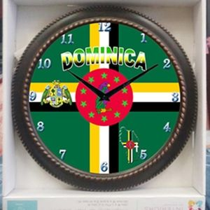 Other - Dominica Clock wall clock